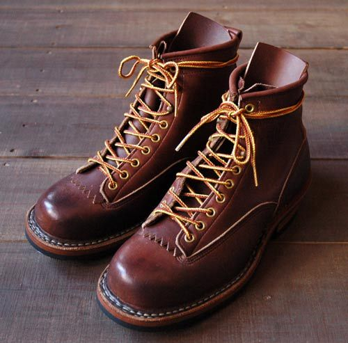 white 39 s boots smokejumper ltt brown custom shoes in. Black Bedroom Furniture Sets. Home Design Ideas