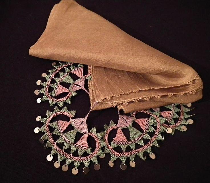 Turkish needlework | iğne oyası | Turkish oyasi