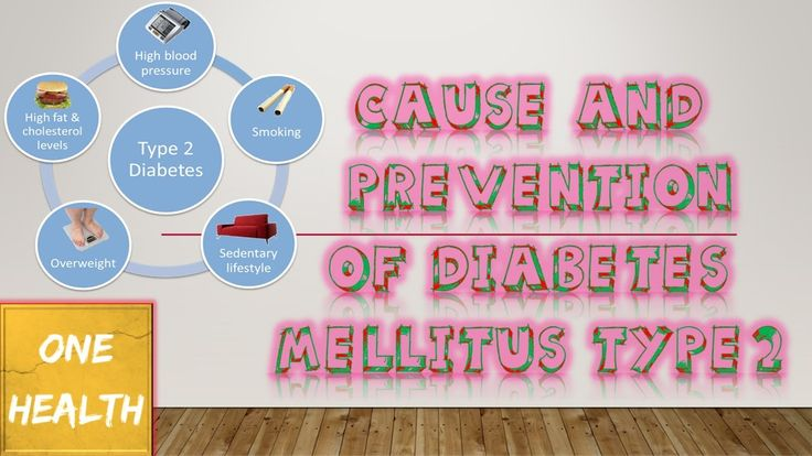 Cause and prevention of diabetes mellitus type 2 - One Health