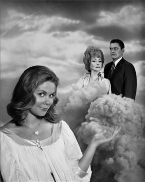 Good witch Samantha's marriage to mortal Darrin Stephens was complicated by the meddling of her mother, Endora. Endora often cast farcical spells on Darrin in the hope that he would break up with her daughter.