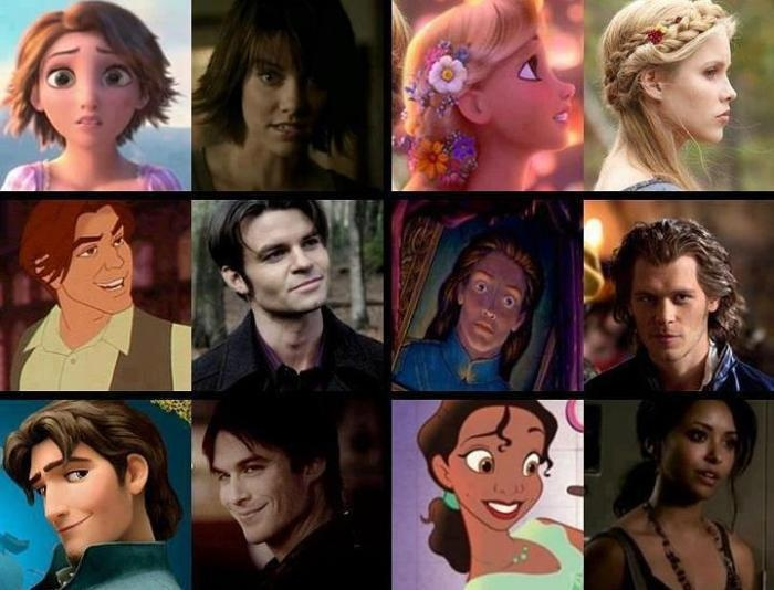 Disney meets Vampire Diaries   ♥ these are a two of my favorite things! I laughed, and laughed, and laughed and laughed!!!