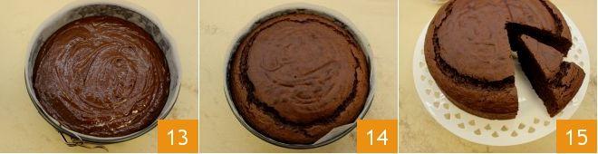 Torta di yogurt al cioccolatoTorta al cioccolato con panna acida Ingredienti per uno stampo da 24 cm Farina tipo 00 240 g Cioccolato fondente 330 g Yogurt greco 180 g Uova 3 intere e 1 tuorlo (totale 200 g) Zucchero semolato 175 g Olio di semi 100 g Lievito chimico in polvere per dolci 16 g Arance la scorza di 1 non trattata