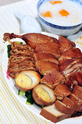 Teochew Braised Duck 潮式卤水鸭 | travellingfoodies