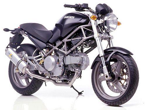 Best bikes for smaller budgets: Ducati Monster 620ie