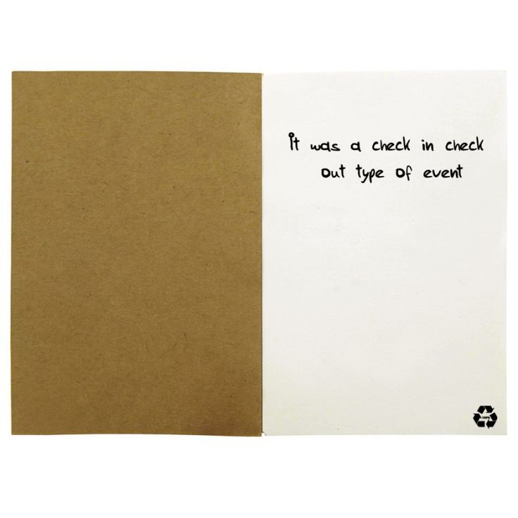 Opentip.com: Custom The Brown Aria Recycled Notebook, Price/each