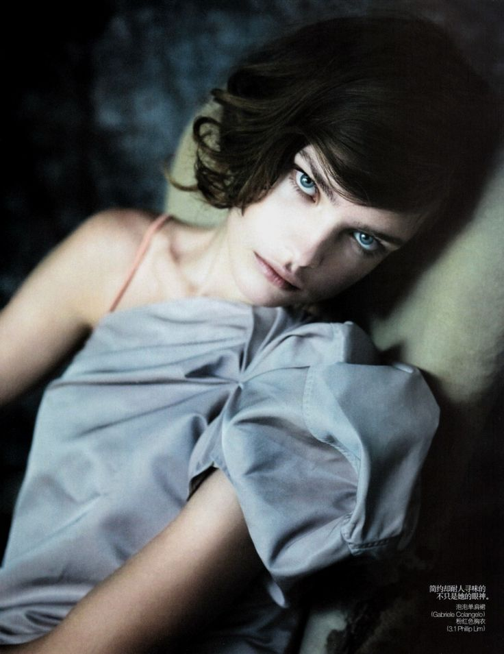 ☆ Natalia Vodianova | Photography by Paolo Roversi | For Vogue Magazine China | May 2010 ☆ #nataliavodianova #paoloroversi #vogue #2010