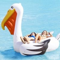 Giant Pelican Pool Float
