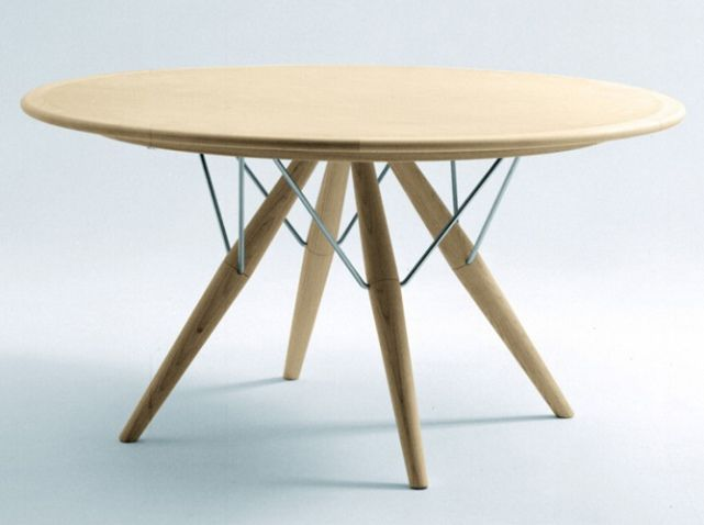 Table rallonges design scandinave table pinterest - Table cuisine rallonge ...