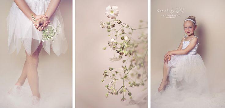 ballerina, white, flower, csutafoto