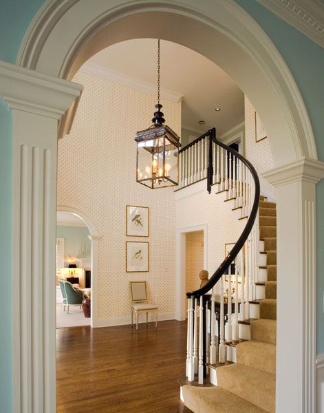 Foyer With No Stairs : Best foyer and stairway images on pinterest entry