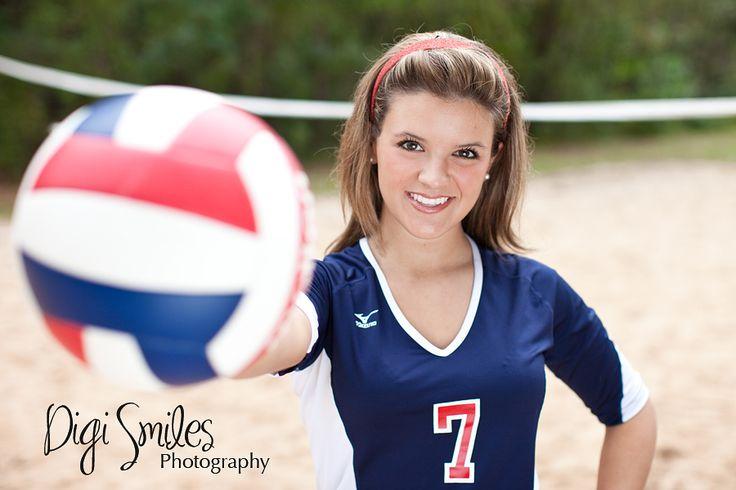 volleyball senior picture ideas | Tori {Atascocita high school Senior Portraits} » Digi Smiles ...