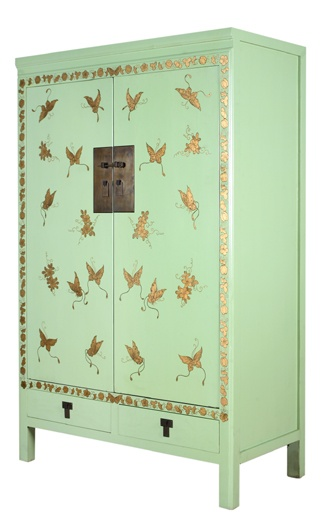 '30s chinoiserie-inspired 'Concubine Cabinet'