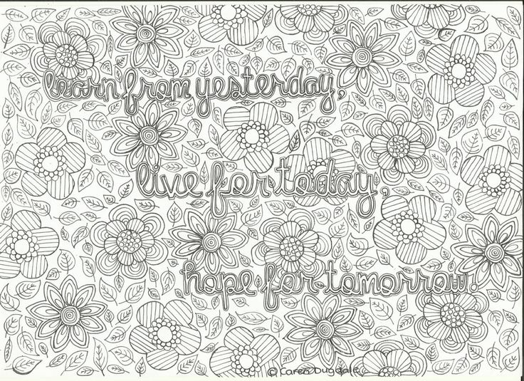 learn live hope colouring page by carenscolouring on etsy