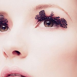 Rose Lashes Full, £10, now featured on Fab.