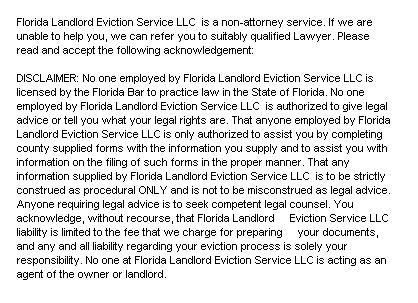 Eviction services in tampa florida