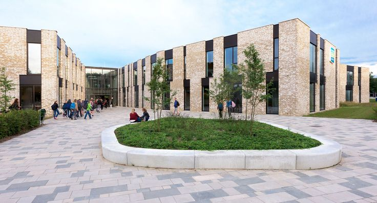 © Dirk Verwoerd - Carmel College / PR - atelier PRO architekten