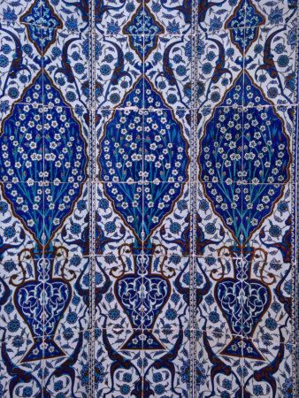 Iznik di Rustem Pasa Camii, Istanbul