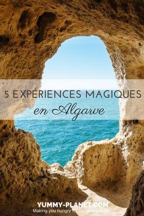 L'Algarve, ce n'est pas seulement des plages bondées et des hôtels en béton. Découvrez 5 expériences magiques à vivre en Algarve.