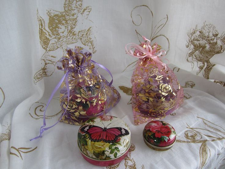 Body & lip butter gift set