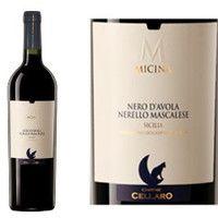 赤ワイン カンティーナ・チェラーロ ミッチーナ ネーロ・ダーヴォラ・ネレッロ・マスカレーゼ