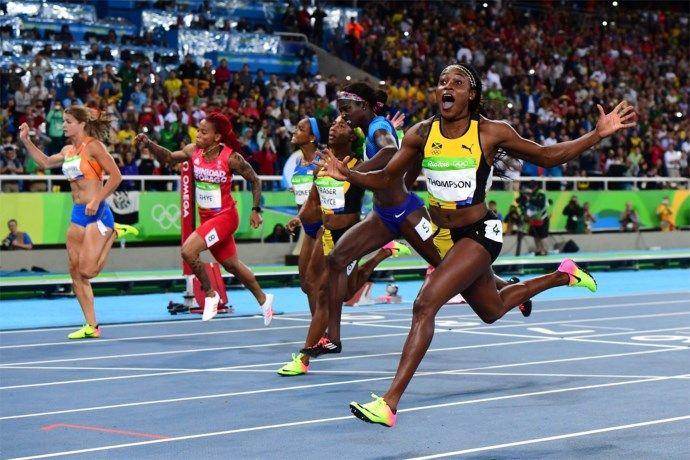 100 m final Rio2016