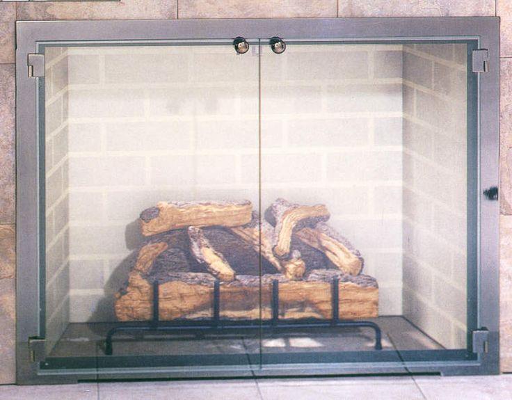 10 Best Heatilator Fireplace Doors Images On Pinterest Prefab