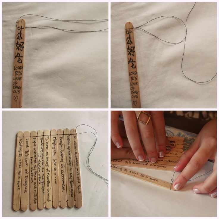 Ancient chinese scroll writing art