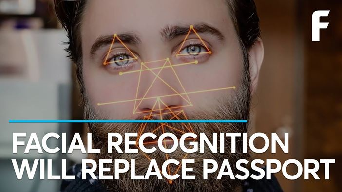 Australia is replacing passports with facial recognition.