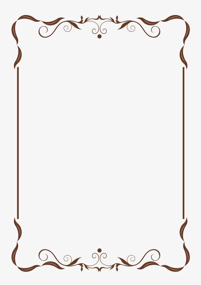 Borda De Ouro Moldura Uma Moldura De Ouro Borda De Borda Imagem Png Arabescos Para Convites Molduras Para Convites De Casamento Borda Para Convite