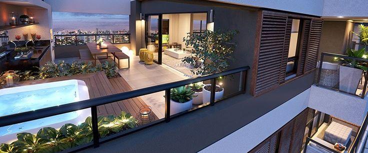 A varanda gourmet ganha cada vez mais espaço nos apartamentos. Confira dicas para deixar o ambiente com a sua cara!