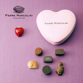 pierre marcolini belgian chocolates <3