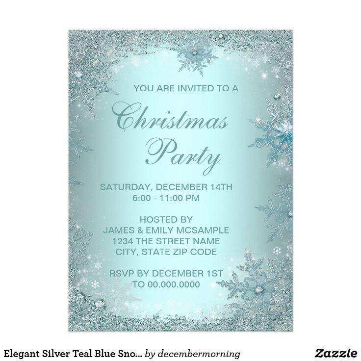 corporate christmas invitations