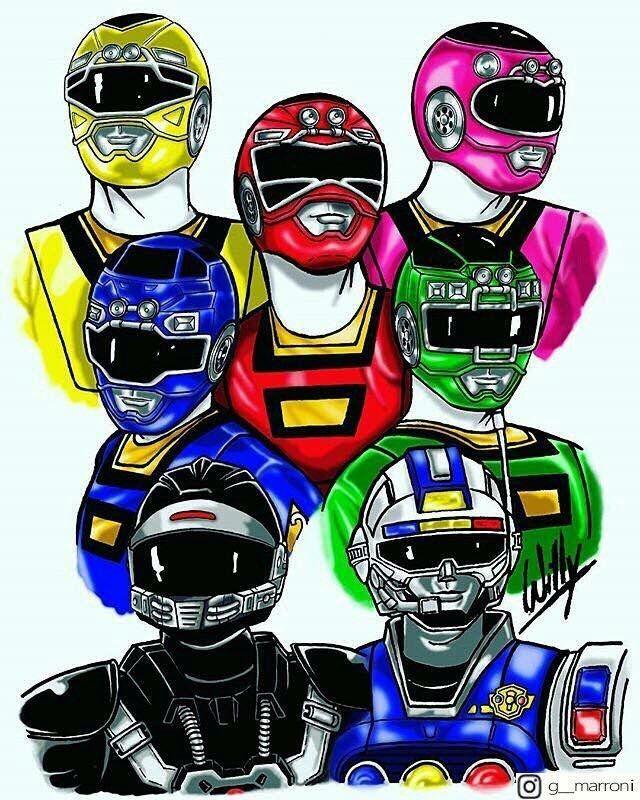 Shift Into Turbo Power Rangers Turbo Power Rangers Power