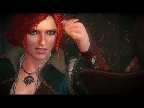 Here's The Gorgeous New Trailer For The Witcher 3