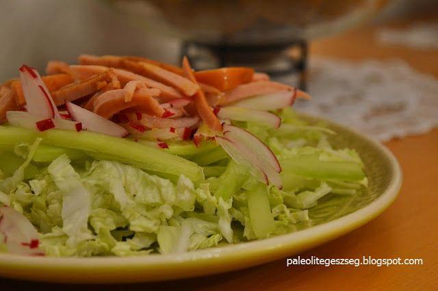 Julienne saláta ~ Paleolit egészség