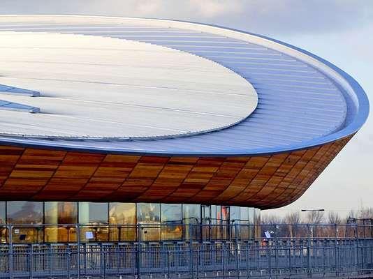 Obra-prima, Velódromo de Londres é considerado a melhor pista de ciclismo do…