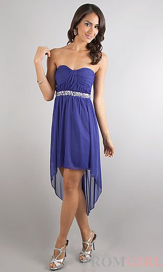 10 Best images about Short Formal Dresses on Pinterest - Baby doll ...