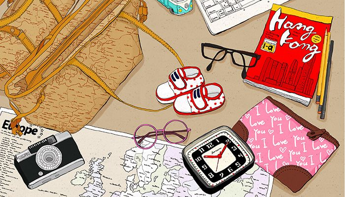 23 Genius Travel Hacks That'll Save You Time, Space, and Money