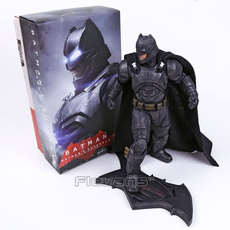 "Batman v Superman - Collectible Figure 12"" 30cm //Price: $80.00 & FREE Shipping //     #avengers #justiceleague #superman #spiderman"