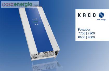 Inverter Solare Powador 7700-9600 - KACO new energy ITALIA