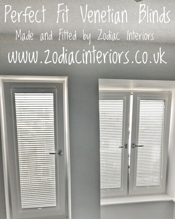 Clips For Window Blinds Part - 41: Perfect Fit #venetian #blinds....no Holes Or Drilling Required. The #blinds  Are In A Frane Which Clips Onto Your Window Bead. Perfect For Upvc Windows,  ...