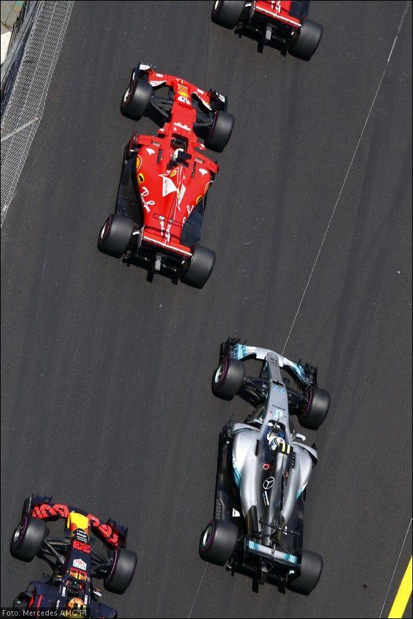 F1 | Mercedes non più favorita per il titolo?