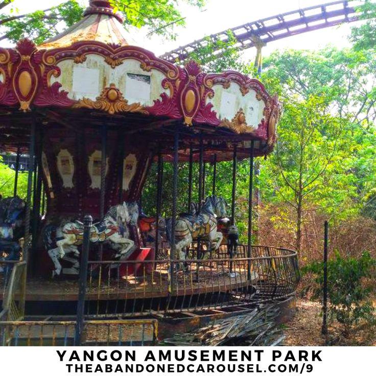 Abandoned Theme Parks, Abandoned