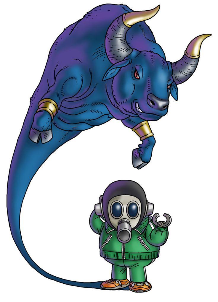Torippo from Blue Dragon: Awakened Shadow