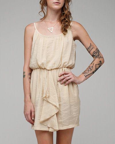 Tattooed love goddess cocktail dresses