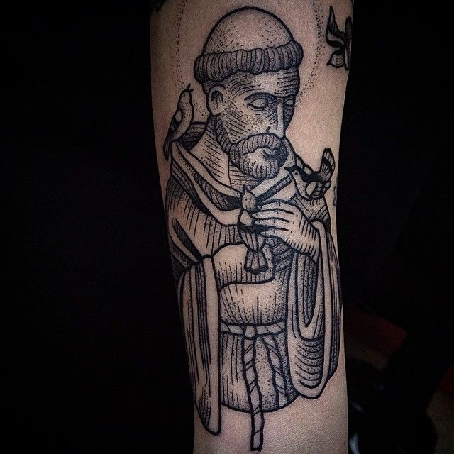 Saint Francis of Assisi for Jade, Thank you!