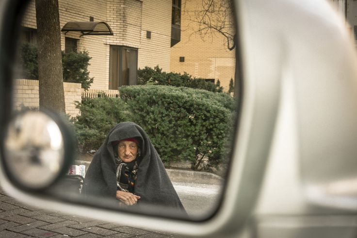 Homeless Reflection | Flickr - Photo Sharing!