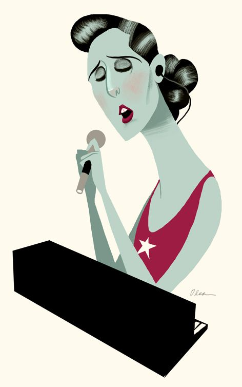 Francisca Valenzuela / chilean musician/ by Francisco Javier Olea