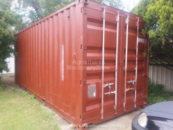 Conteneur / Container / Contenair Occasion 20 pieds / 6m de Long