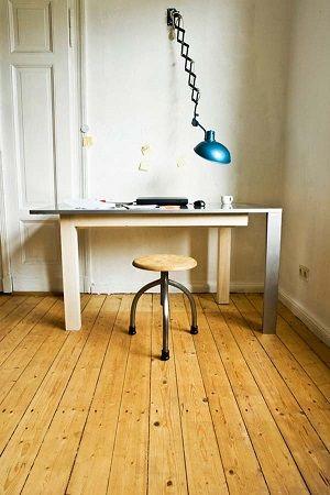 17 mejores ideas sobre escritorio plegable en pinterest - Mesas de estudio para espacios pequenos ...